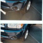 bumper repair