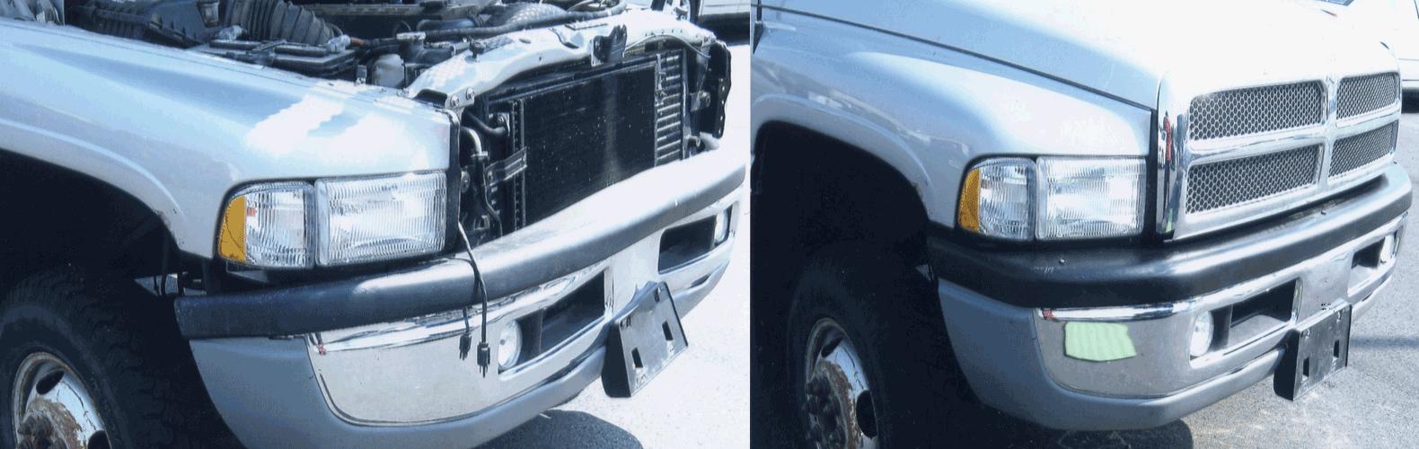 fast bumper repair service mobile to you