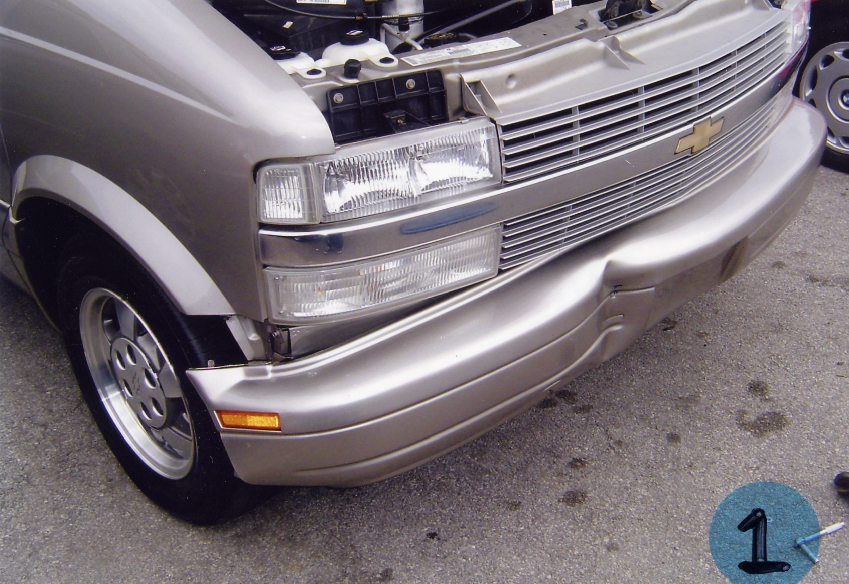 Before – After Photos | SoCal Mobile Bumper Repair - Before